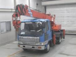 Hino Ranger. Кран HINO Ranger, 6 000 куб. см., 5 000 кг., 25 м. Под заказ