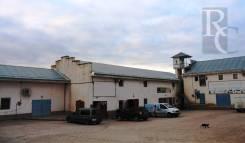 Сдается часть двухэтажного складского комплекса на Камышовом шоссе. 376 кв.м., Камышовое шоссе, р-н Гагаринский