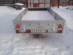 Мзса. Прицеп, 750 кг.