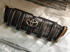 Решетка радиатора. Toyota Land Cruiser Prado, GDJ150L, GDJ150W, GDJ151W, GRJ150, GRJ150L, GRJ150W, GRJ151, GRJ151W, KDJ150L, KDJ150, TRJ150, TRJ150L...