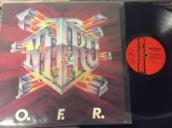 HARD! Нитро / Nitro - O. F. R. - US LP 1989 виниловая пластинка спид