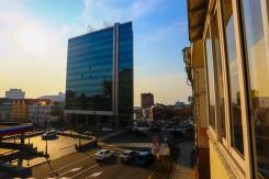 3-комнатная, улица Фонтанная 47. Центр, 74 кв.м. Вид из окна днем