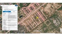 Продам участок 10 соток район Паруса. 1 000кв.м., собственность, электричество, от частного лица (собственник)