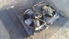 Радиатор охлаждения двигателя. Mitsubishi RVR, N23W, N23WG Двигатель 4G63
