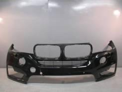 Бампер передний под омыв. фар bmw x5 f15 13- б/у 51113614 51113602 3. Под заказ
