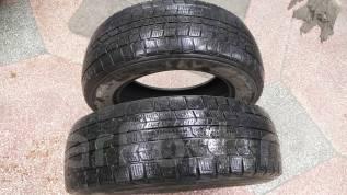 Dunlop DSX. Зимние, без шипов, 2010 год, износ: 50%, 2 шт