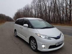 Toyota Estima. автомат, 4wd, 2.4 (150 л.с.), электричество, 88 000 тыс. км