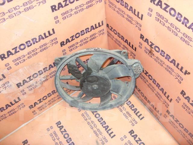 Вентилятор радиатора для Рено Меган 3 Renault Megane III