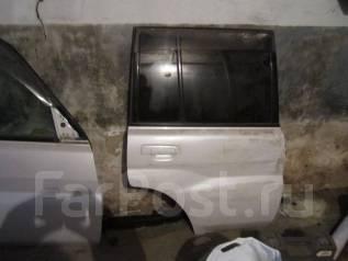 Дверь багажника. Mitsubishi Pajero iO