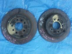Диск тормозной. Mazda MPV, LY3P Mazda CX-7, ER, ER3P, ER19