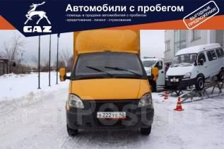 ГАЗ 3302. ГАЗ-3302 (Термобудка ГАЗель Бизнес 2006 г. в. ), 2 400 куб. см., 1 500 кг.