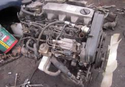 Двигатель в сборе. Nissan Safari Двигатель RD28ETI