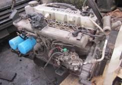 Двигатель в сборе. Nissan Safari Двигатель TD42