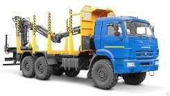 Майман-110S. Автомобиль–Сортиментовоз Камаз 43118-3027-46 (Е-4) с , 5 700 куб. см., 12 700 кг.