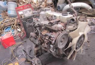 Двигатель в сборе. Nissan Datsun Двигатели: TD27, TD27T