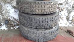 Dunlop Graspic DS-V. Зимние, без шипов, износ: 40%, 3 шт