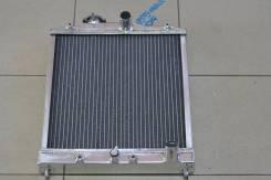 Радиатор охлаждения двигателя. Honda Civic, EG6, EJ1, EK4, EJ7, EK9, EG3, EK2, EG4, EK3 Двигатель EJ