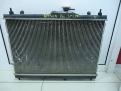 Радиатор охлаждения двигателя. Nissan: Wingroad, Bluebird Sylphy, Tiida Latio, Tiida, AD Двигатели: HR15DE, HR16DE, CR12DE