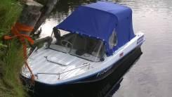 Казанка-5М3. длина 4,50м., двигатель подвесной, 30,00л.с., бензин