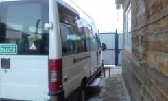 Fiat Ducato. Продам микроавтобус, 2 300 куб. см., 18 мест
