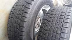 Dunlop Grandtrek SJ7. Зимние, без шипов, износ: 10%, 4 шт