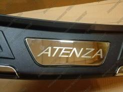 Накладка на бампер. Mazda Atenza, GJEFW, GJ2FP, GJ2FW, GJ5FW, GJ5FP, GJEFP Двигатели: PEVPR, SHVPTR, PYVPR