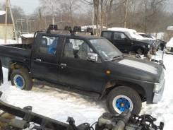 Радиатор охлаждения двигателя. Nissan Datsun, QMD21, QYD21 Двигатели: NA20, NA20S