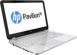 "HP Pavilion 15. 15.6"", ОЗУ 4096 Мб, диск 500 Гб, WiFi, Bluetooth, аккумулятор на 7 ч."