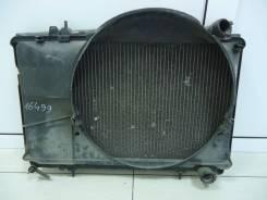 Радиатор охлаждения двигателя. Nissan Skyline, HCR32, HR32, YHR32 Двигатели: RB20D, RB20E, RB20DE, RB20DET, RB20DT
