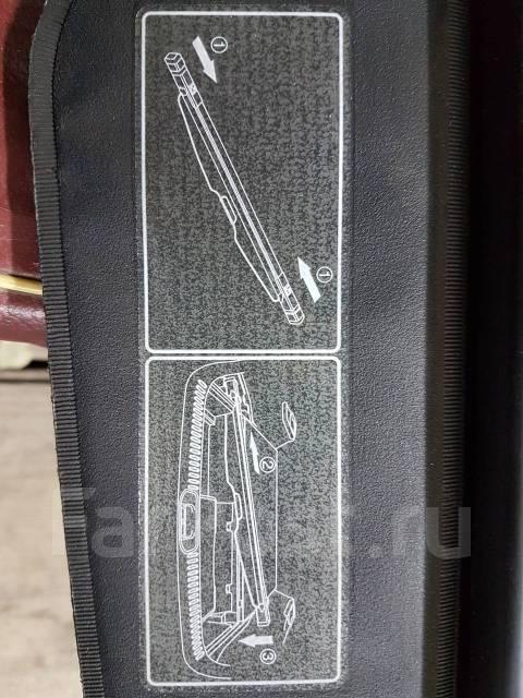 Полки багажные. Toyota Highlander