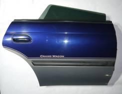 Дверь багажника. Subaru Legacy, BG9, BD9 Двигатель EJ25D