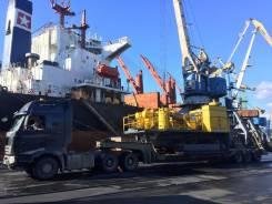 Howo A7. Продам тягач и трал, 9 800 куб. см., 60 000 кг.