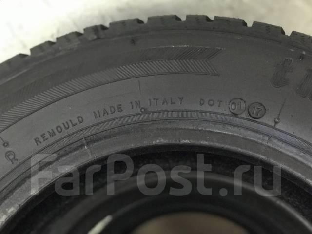 Malatesta THERMIC M 76 T. Зимние, без шипов, 2017 год, без износа, 4 шт