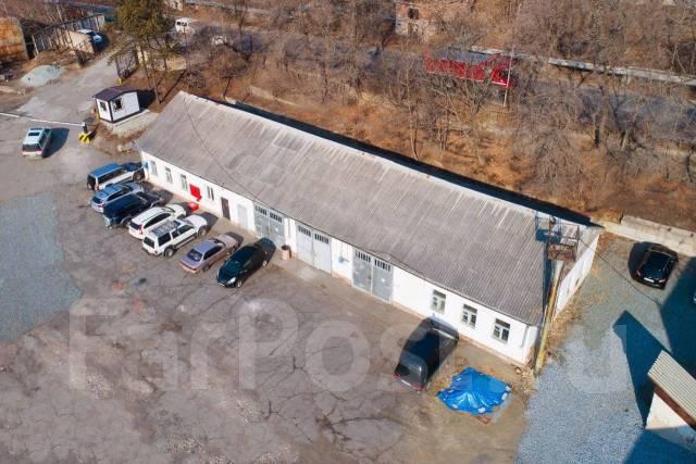 Ответственное хранение - комфортное расположение - удобный подъезд. 1 200 кв.м., улица Снеговая 88, р-н Снеговая