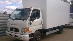 Hyundai HD78. Изотермический фургон Hyundai HD 78, 3 900куб. см., 5 000кг.