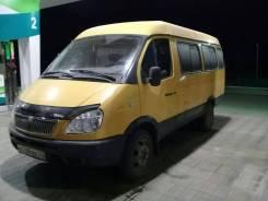 ГАЗ Газель Микроавтобус. Газ Газель, 2 400 куб. см., 13 мест