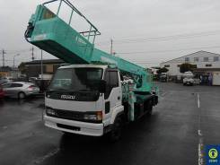 Isuzu Forward. Автовышка , 7 160 куб. см., 27 м. Под заказ