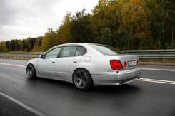 Комплект колёс Prodrive gc-05f. 9.5/10.5x18 5x114.30 ET22/22 ЦО 73,0мм.