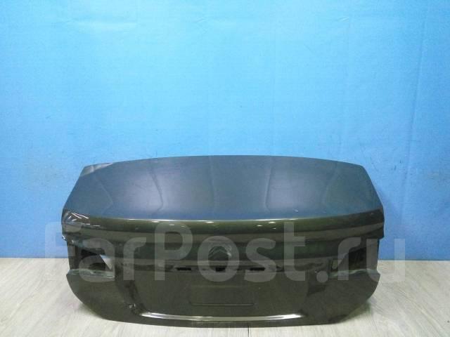 Крышка багажника Citroen C4 2 (2010-нв)