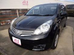 Nissan Note. механика, передний, 1.6, бензин, 24 200 тыс. км, б/п, нет птс. Под заказ