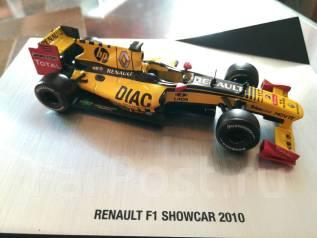 Продам коллекционную модель болид Формула 1 Renault F1 2010