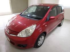 Nissan Note. автомат, передний, 1.5, бензин, 72 402 тыс. км, б/п, нет птс. Под заказ