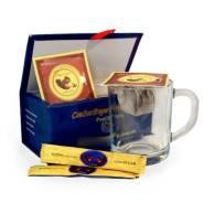 Вьетнамский молотый кофе Con Soc Белочка (подарочная упаковка), 10 пак