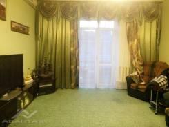 4-комнатная, улица Окатовая 1. Чуркин, проверенное агентство, 97 кв.м. Интерьер