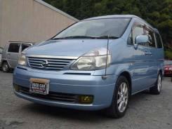 Nissan Serena. вариатор, передний, 2.0, бензин, 68 850 тыс. км, б/п, нет птс. Под заказ
