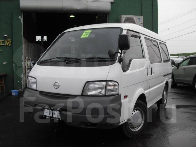 Nissan Vanette. механика, 4wd, 1.8, бензин, б/п. Под заказ