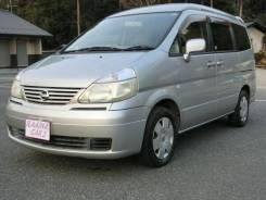 Nissan Serena. вариатор, передний, 2.0, бензин, 76 000 тыс. км, б/п, нет птс. Под заказ