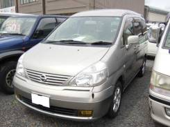 Nissan Serena. вариатор, 4wd, 2.0, бензин, 67 000 тыс. км, б/п, нет птс. Под заказ