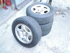 """Комплект колес 185/65/14 Yokohama ICE Guard IG30 2009год. 5.5x14"""" 5x100.00"""