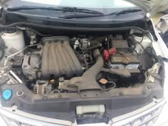 Двигатель в сборе. Nissan Tiida Latio, SNC11 Двигатель HR15DE